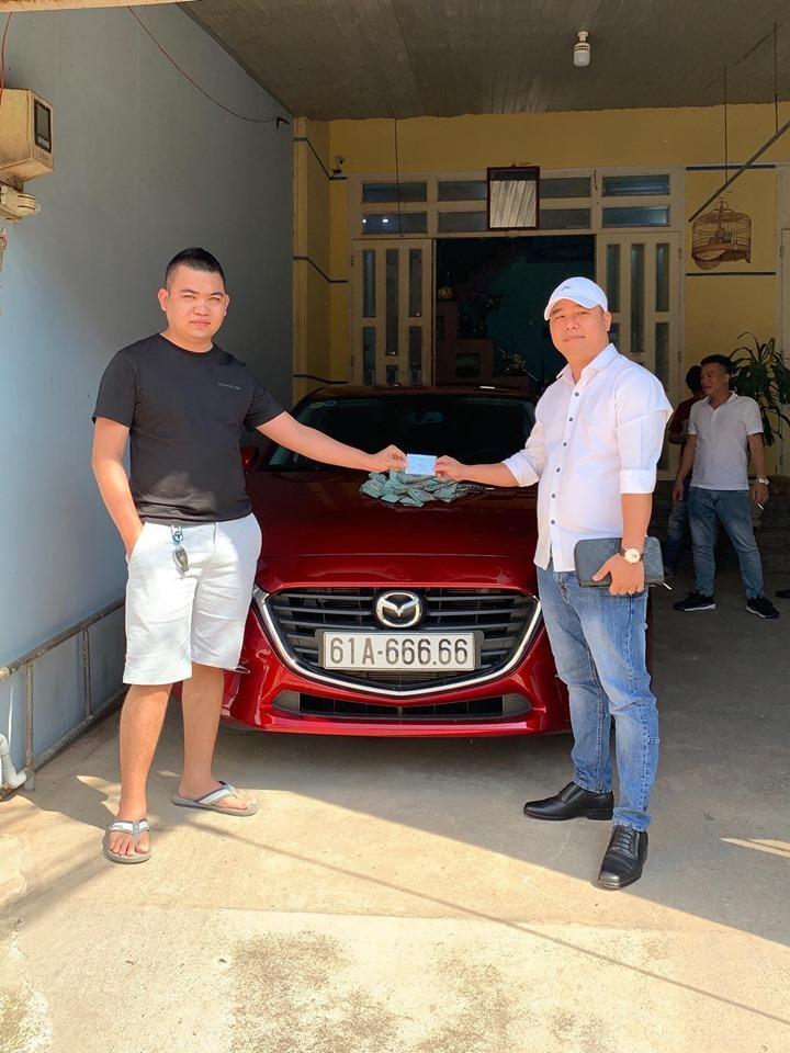 Chưa đầy 1 tuần, Mazda3 lục quý 6 được bán lại giá 2,6 tỷ Ảnh 1