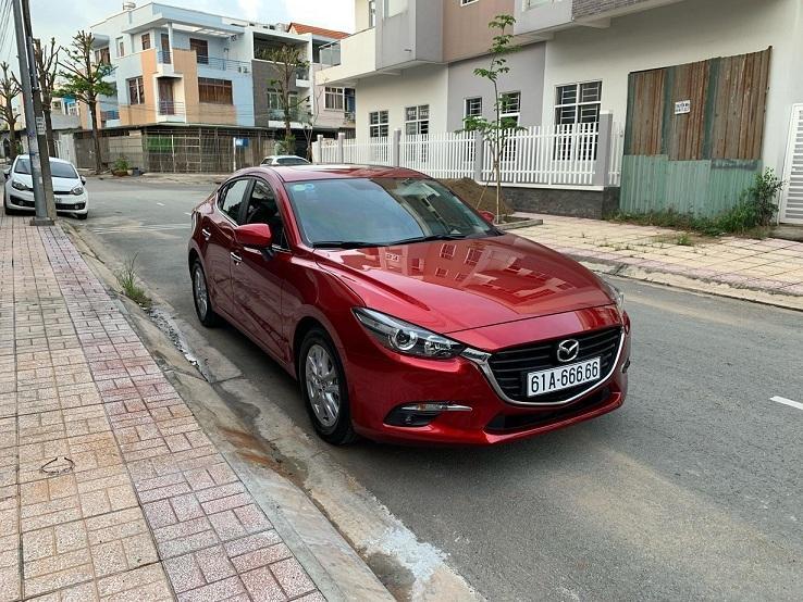 Chưa đầy 1 tuần, Mazda3 lục quý 6 được bán lại giá 2,6 tỷ Ảnh 3
