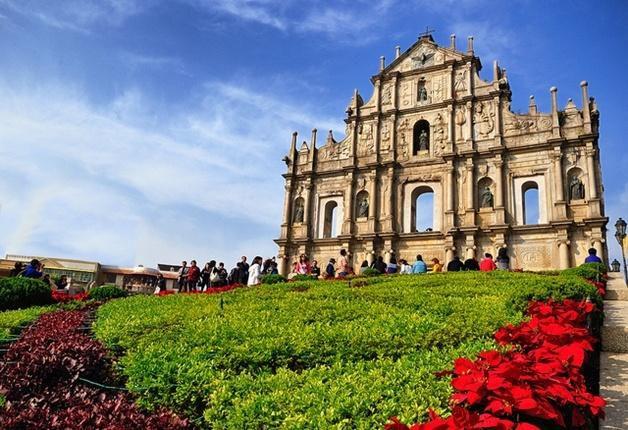 Hành trình khám phá những ngôi chùa cổ ở Macao, Trung Quốc Ảnh 3
