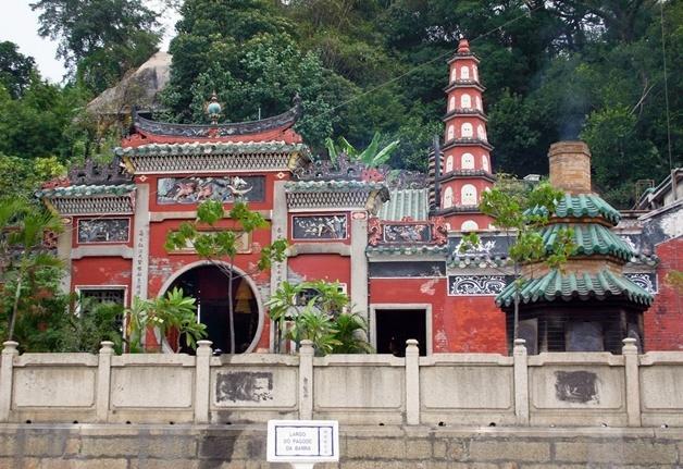 Hành trình khám phá những ngôi chùa cổ ở Macao, Trung Quốc Ảnh 1