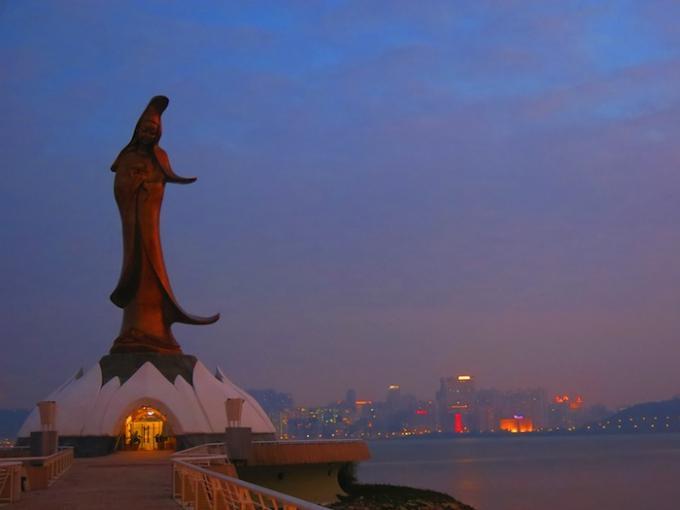 Hành trình khám phá những ngôi chùa cổ ở Macao, Trung Quốc Ảnh 2