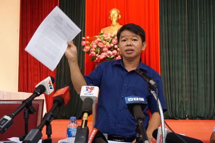 Tổng giám đốc nước sạch sông Đà: 'Chúng tôi xin lỗi, sẽ có cuộc họp rút kinh nghiệm' Ảnh 1