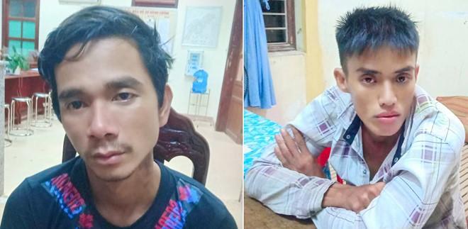 Hai 9X từ Đà Nẵng vào Quảng Nam cướp điện thoại Ảnh 1