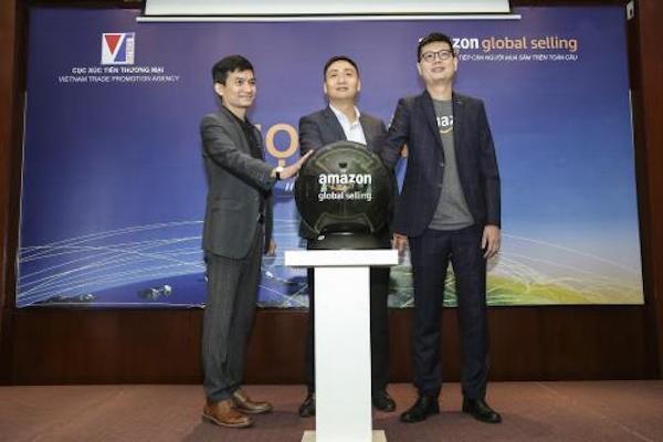 Amazon đã có đội ngũ chuyên trách tại thị trường Việt Nam Ảnh 1