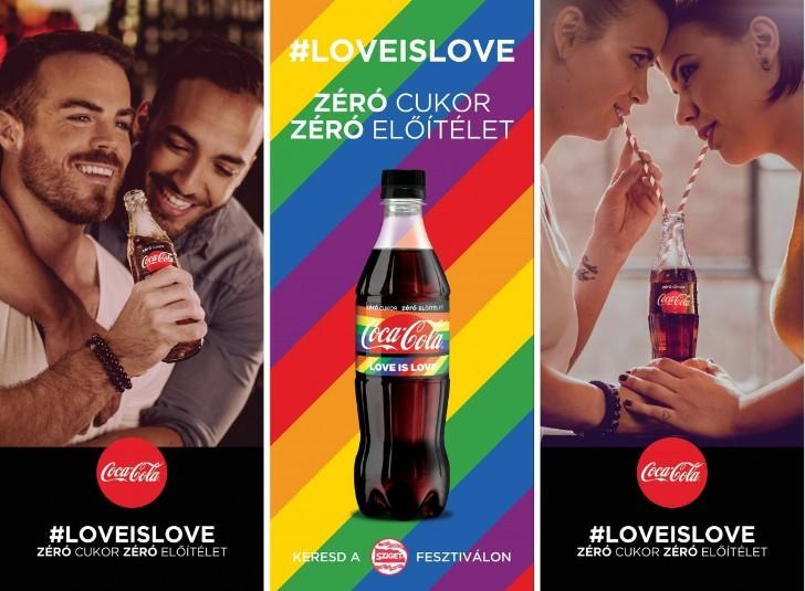 Coca Cola bị phạt do đưa các đôi đồng tính vào quảng cáo Ảnh 2