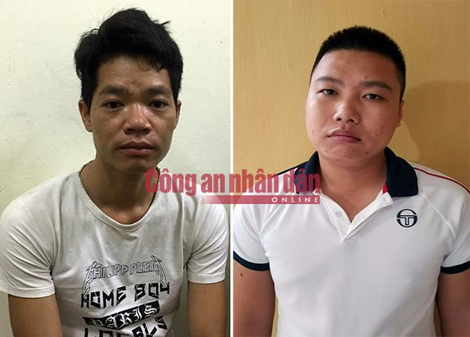 Hai nghi phạm khai lái xe tải chở 10m3 chất dầu thải đổ trộm gây ô nhiễm nguồn nước sông Đà Ảnh 1