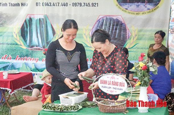 Huyện Thọ Xuân phát huy các giá trị di tích, danh thắng để phát triển du lịch Ảnh 1