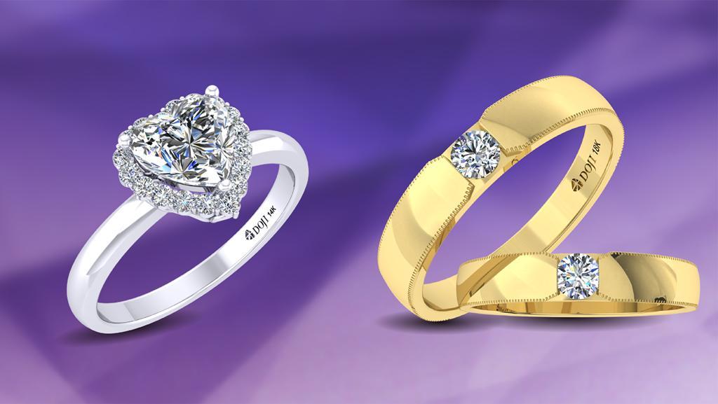 Với cô dâu, vàng và kim cương không chỉ là vật chất Ảnh 2