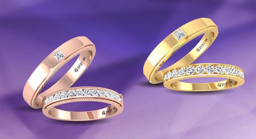 Với cô dâu, vàng và kim cương không chỉ là vật chất Ảnh 3