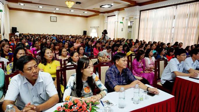 Thừa Thiên - Huế: Quan tâm cải thiện đời sống nữ công nhân Ảnh 1