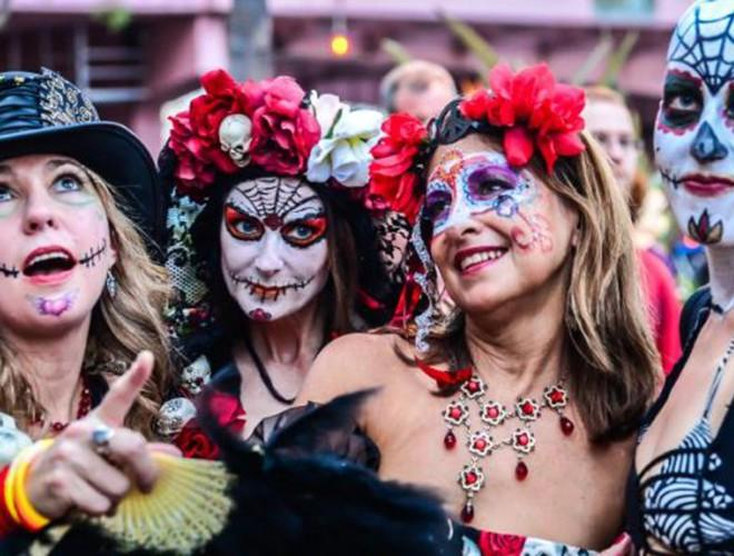 Những nét độc đáo của lễ hội ma quỷ tại 8 quốc gia trên thế giới Ảnh 4