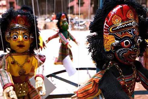 Những nét độc đáo của lễ hội ma quỷ tại 8 quốc gia trên thế giới Ảnh 18