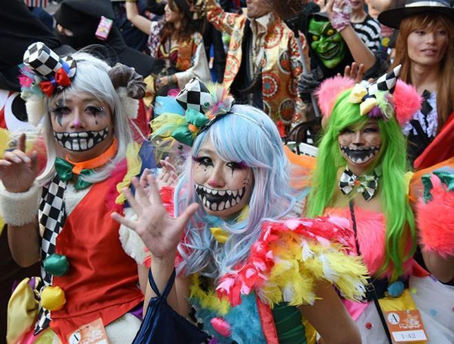 Những nét độc đáo của lễ hội ma quỷ tại 8 quốc gia trên thế giới Ảnh 15