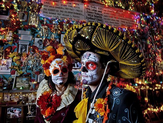 Những nét độc đáo của lễ hội ma quỷ tại 8 quốc gia trên thế giới Ảnh 11