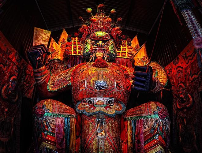 Những nét độc đáo của lễ hội ma quỷ tại 8 quốc gia trên thế giới Ảnh 22