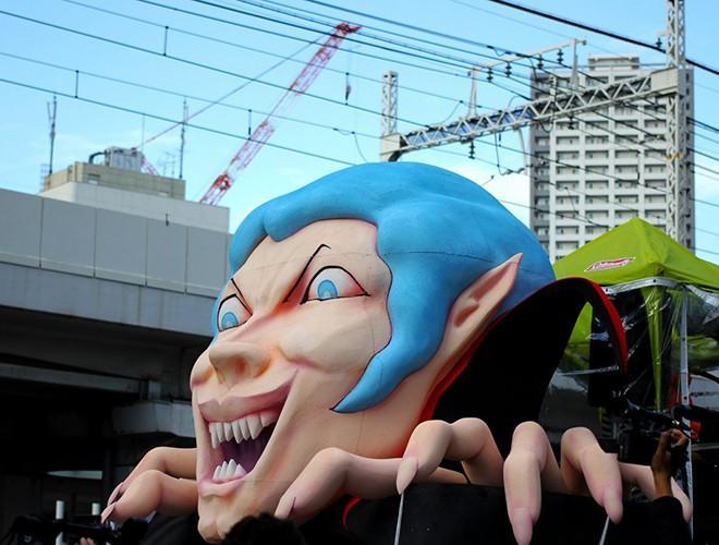 Những nét độc đáo của lễ hội ma quỷ tại 8 quốc gia trên thế giới Ảnh 14