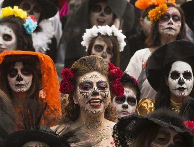 Những nét độc đáo của lễ hội ma quỷ tại 8 quốc gia trên thế giới Ảnh 19