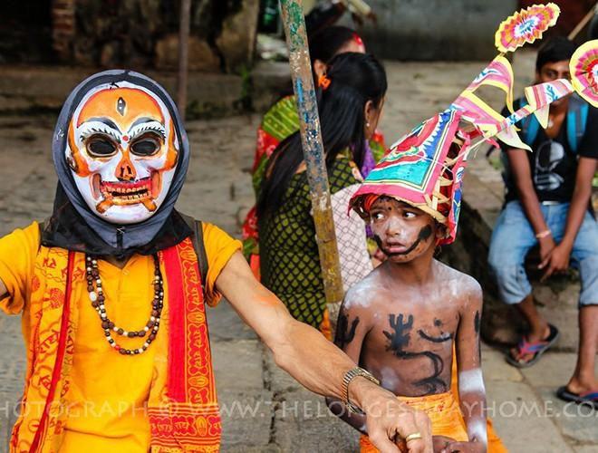 Những nét độc đáo của lễ hội ma quỷ tại 8 quốc gia trên thế giới Ảnh 16