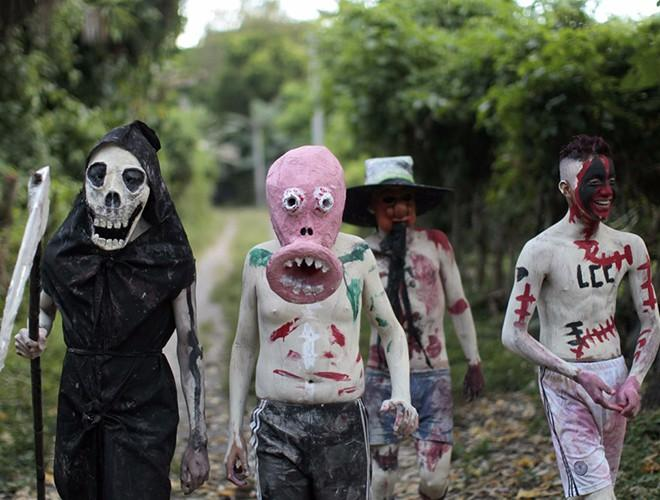 Những nét độc đáo của lễ hội ma quỷ tại 8 quốc gia trên thế giới Ảnh 1