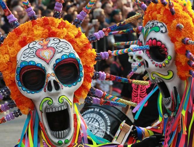 Những nét độc đáo của lễ hội ma quỷ tại 8 quốc gia trên thế giới Ảnh 8