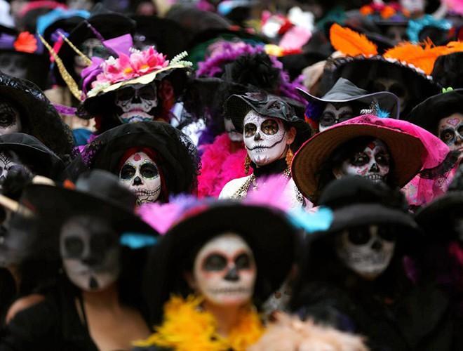 Những nét độc đáo của lễ hội ma quỷ tại 8 quốc gia trên thế giới Ảnh 9