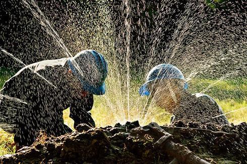 Miễn phí tiền nước một tháng, Viwasupco sẽ hụt thu bao nhiêu? Ảnh 1