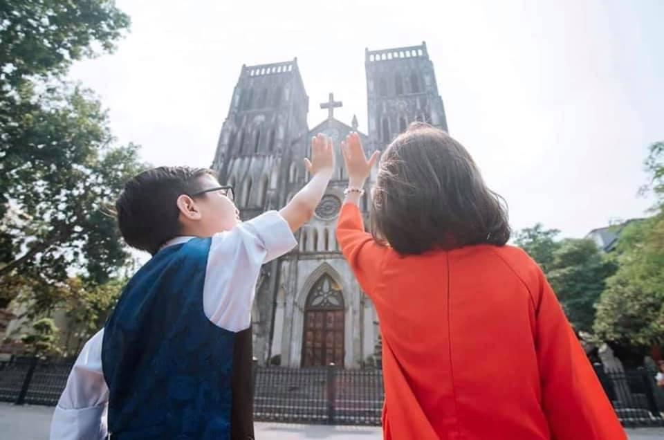 Ảnh cưới của chàng tý hon và cô giáo 1,2m gây sốt cộng đồng mạng Ảnh 11