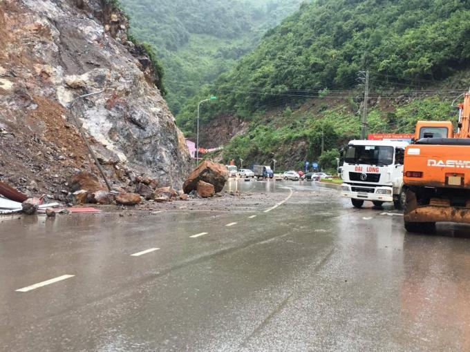 Công điện khẩn của Bộ Giao thông vận tải trong mùa mưa bão Ảnh 1