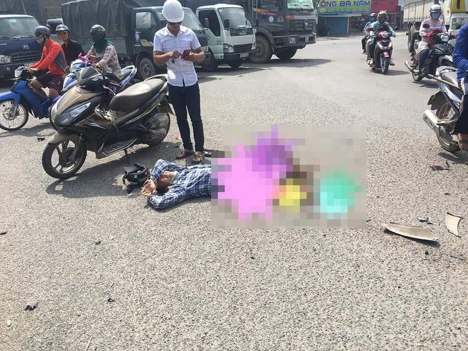 Đồng Nai: Lại xe ben DonaCoop gây họa, cán nát chân một người đàn ông Ảnh 3