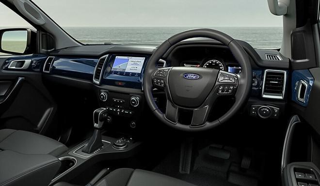 Ford Everest phiên bản Sport chính thức ra mắt Ảnh 3