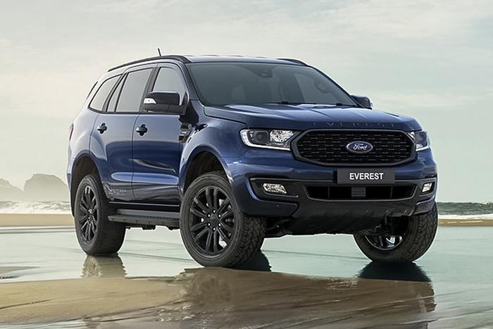 Ford Everest phiên bản Sport chính thức ra mắt Ảnh 1