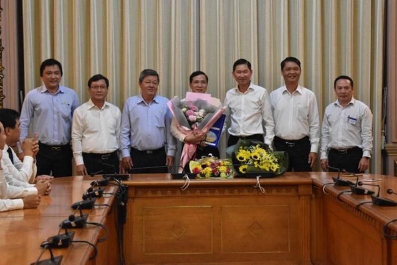 TPHCM điều động, bổ nhiệm nhiều lãnh đạo Ảnh 3