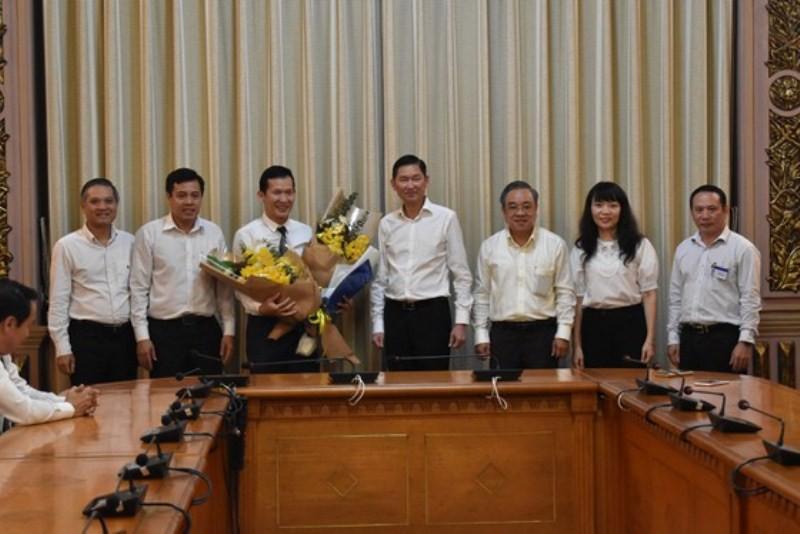 TPHCM điều động, bổ nhiệm nhiều lãnh đạo Ảnh 2