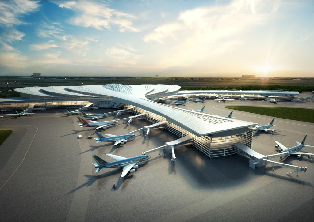 Cùng công suất, vì sao sân bay Long Thành đắt hơn Đại Hưng, Istanbul? Ảnh 1