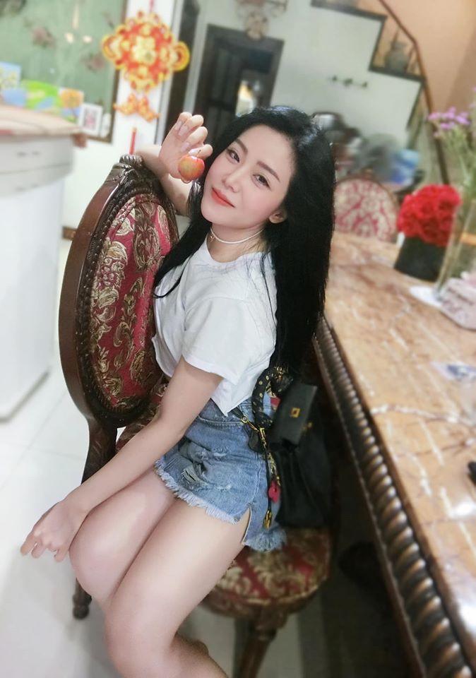 Em gái Ông Cao Thắng mặc sexy, chịu chơi hàng hiệu Ảnh 13