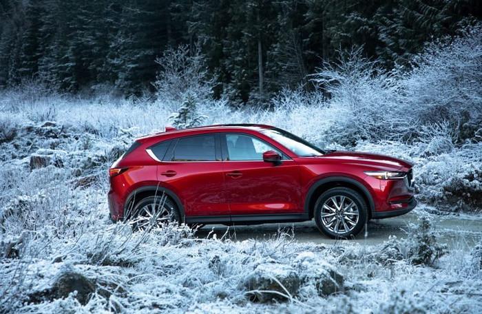 Mazda CX-5 2020 mở bán tại Hoa Kỳ, giá tăng hàng trăm triệu đồng Ảnh 1