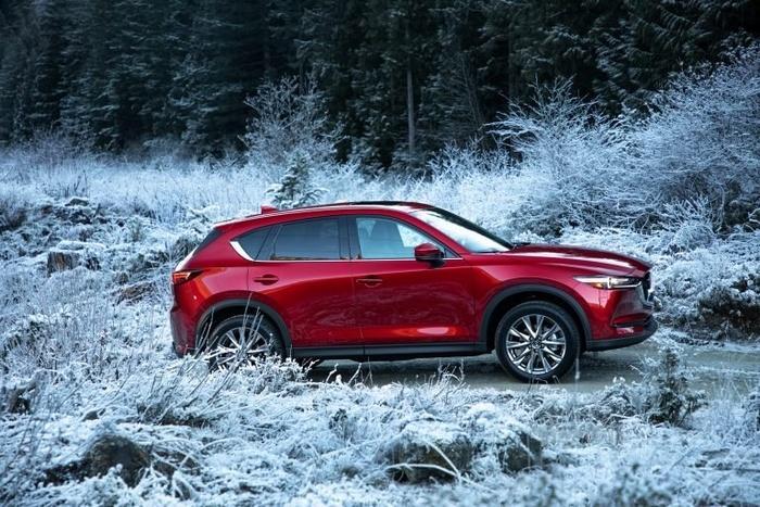 Mazda CX-5 2020 mở bán tại Hoa Kỳ, giá tăng hàng trăm triệu đồng Ảnh 2
