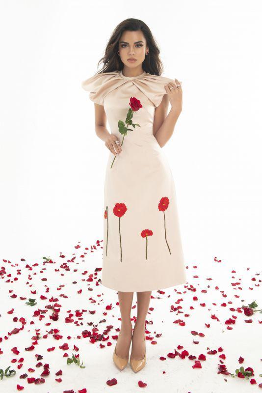 Emily Hồng Nhung mời Hoa hậu Liên lục địa Karen làm nàng thơ mới Ảnh 2