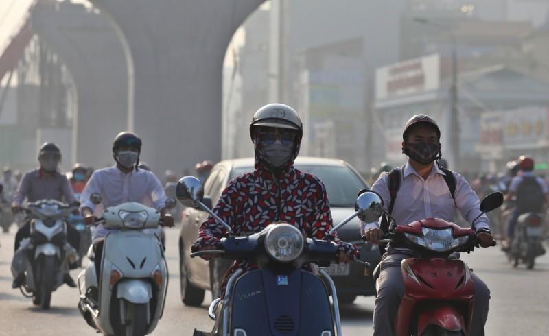 Hà Nội xuất hiện những ngày chất lượng không khí ở mức rất xấu Ảnh 1