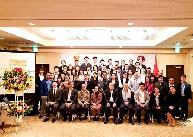 Diễn đàn Trí thức Việt Nam ltại Nhật Bản thu hút gần 1.000 người tham dự Ảnh 3