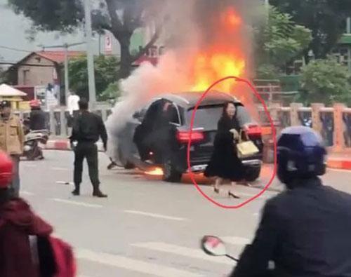 Tạm giữ hình sự lái xe ô tô gây tai nạn liên hoàn ở Hà Nội Ảnh 1