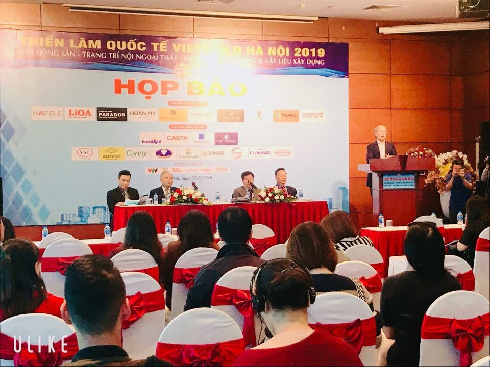 Gần 1.600 gian hàng tham dự VIETBUILD Hà Nội 2019 lần 3 Ảnh 1