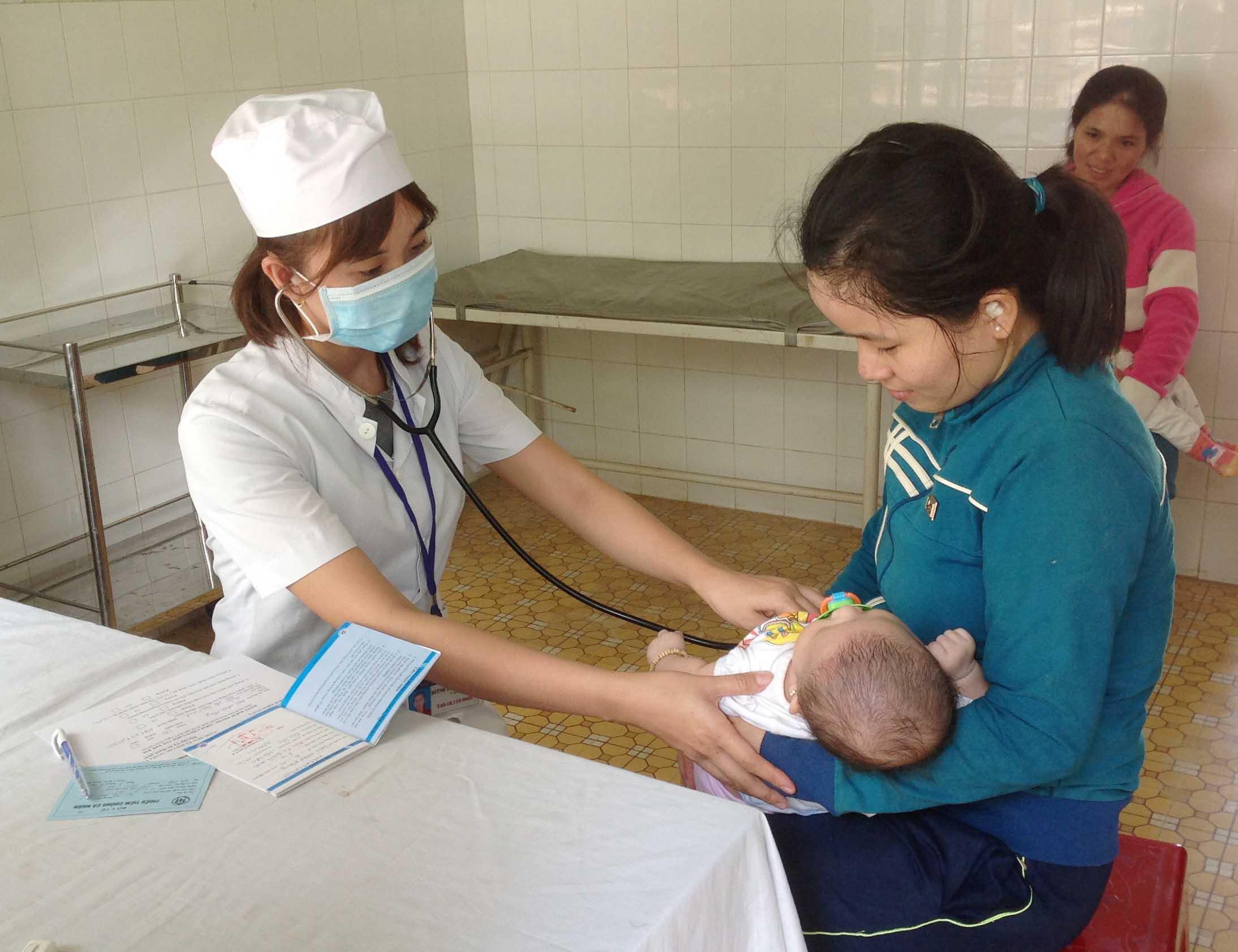 Triển khai điều trị bệnh không lây nhiễm, mạn tính tại trạm y tế Ảnh 1