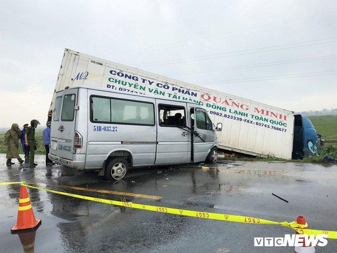 Tai nạn ở Quảng Ngãi khiến 12 nhà sư thương vong: Thông tin mới nhất Ảnh 2