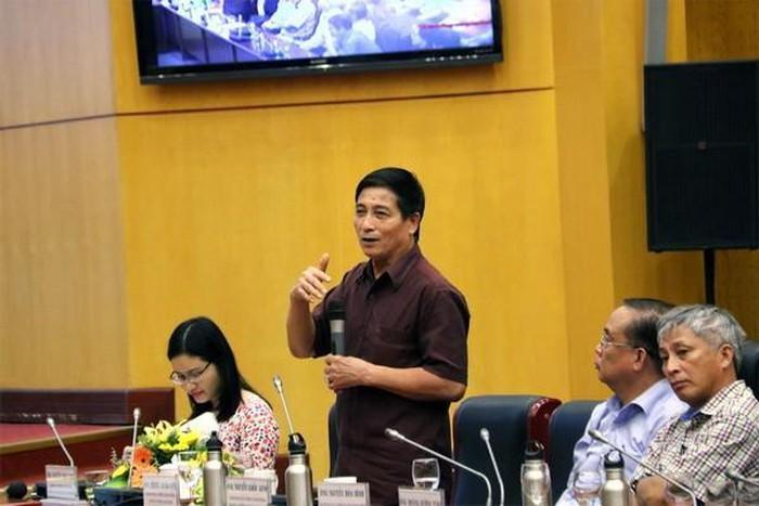 Bơm nước sông Hồng 'cứu' sông Tô Lịch: 'Có tiền bơm rửa thì cũng chuyển ô nhiễm sang cho nơi khác' Ảnh 2