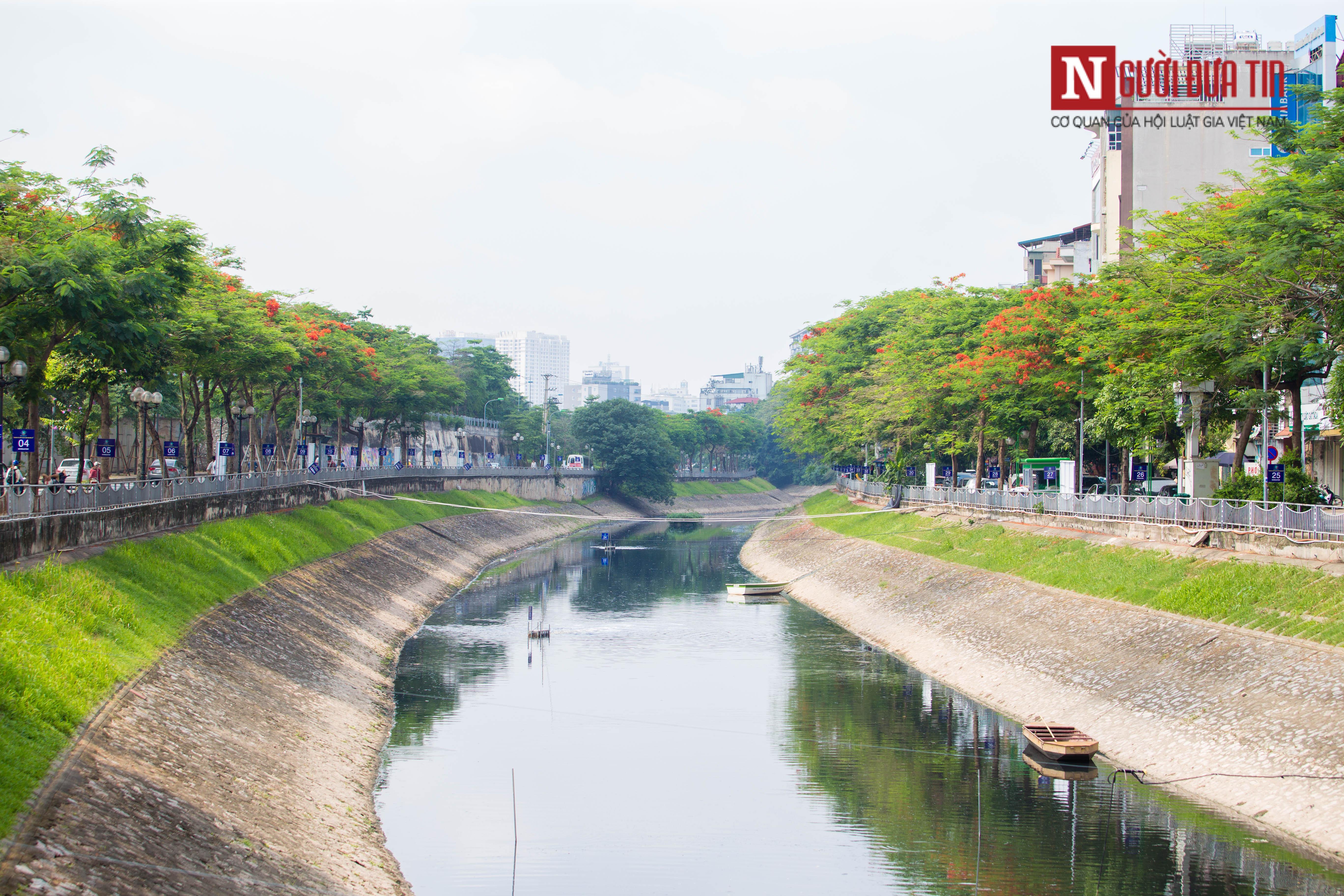 Bơm nước sông Hồng 'cứu' sông Tô Lịch: 'Có tiền bơm rửa thì cũng chuyển ô nhiễm sang cho nơi khác' Ảnh 1