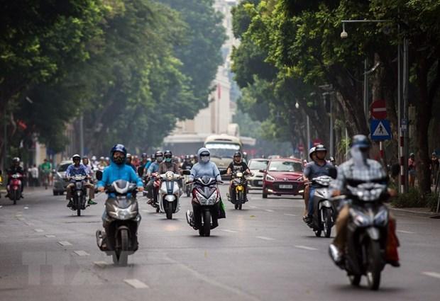 Thủ đô Hà Nội có mưa vài nơi, vùng núi có nơi dưới 17 độ C Ảnh 1