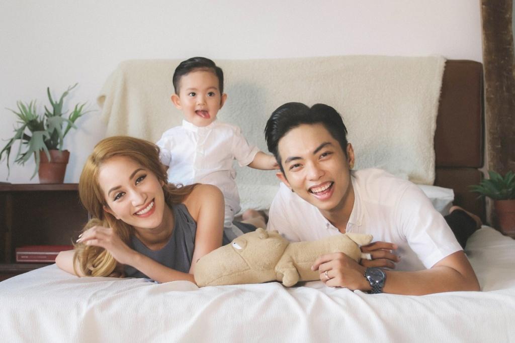 Chuyện tình dài 12 năm của Khánh Thi và Phan Hiển Ảnh 9