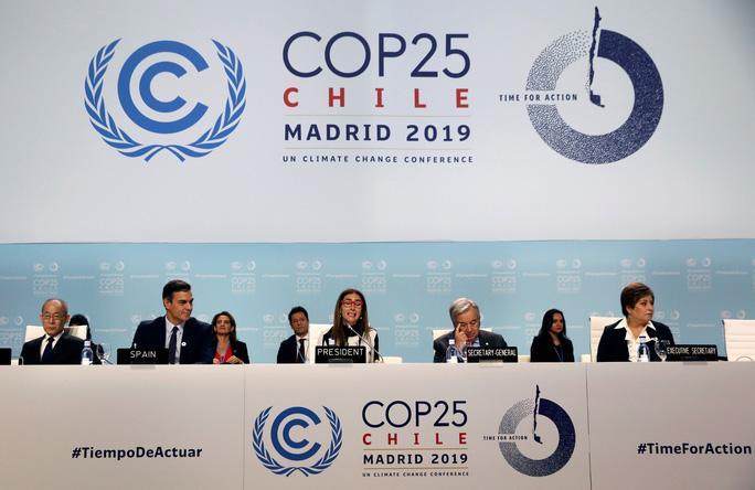 Khủng hoảng khí hậu đe dọa thế giới Ảnh 1