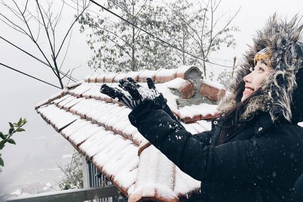 Không khí lạnh liên tục tăng cường, vùng núi cao Bắc Bộ xấp xỉ 0 độ Ảnh 2